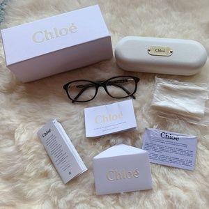 Chloe CL1135B optical glasses in Tortoiseshell